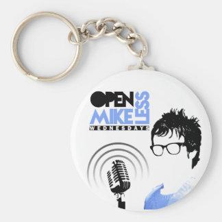 Porte-clés Ouvrez le porte - clé de Mikeless