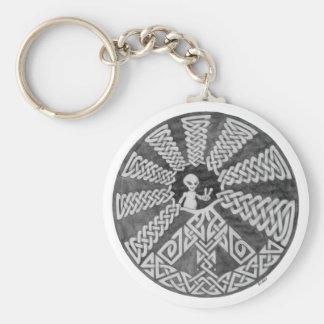 Porte-clés Paix sous le soleil - porte - clé