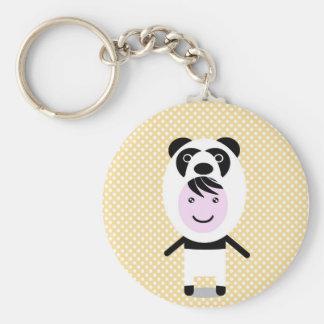 Porte-clés Pam panda