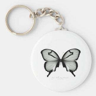 Porte-clés Papillon sage de chasseur de vallée