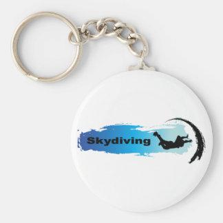 Porte-clés Parachutisme unique