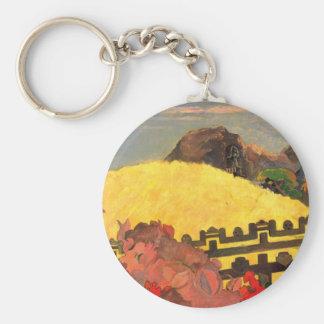 "Porte-clés ""Parahi Te Marae"" - Paul Gauguin"