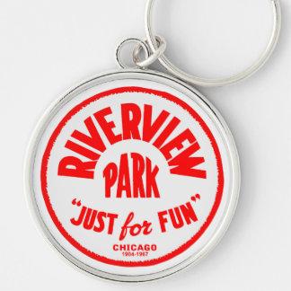 Porte-clés Parc d'attractions de Riverview, Chicago,