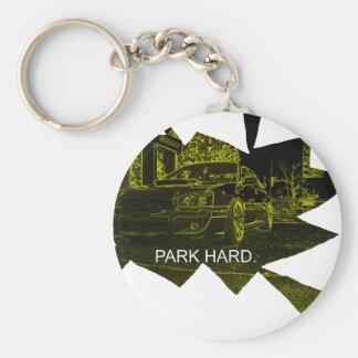 Porte-clés Parc dur