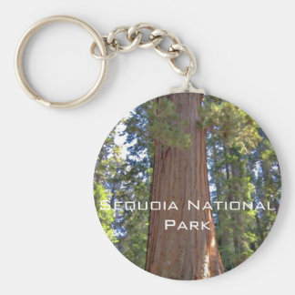 Porte-clés Parc national de séquoia
