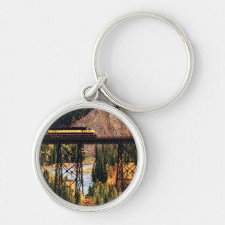 Porte-clés Parc national et conserve Etats-Unis Alaska de