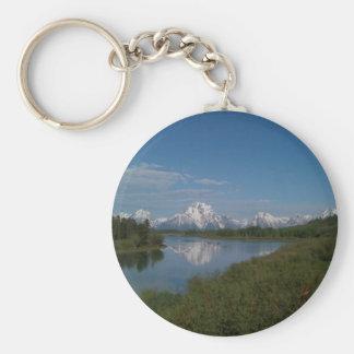 Porte-clés Parc national grand de Teton