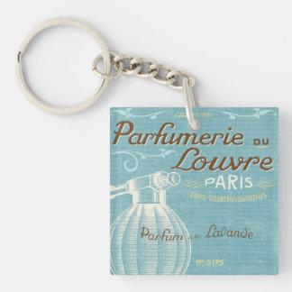 Porte-clés Parfum français