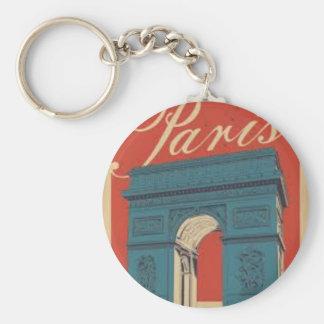 Porte-clés Paris Arc de Triomphe