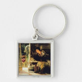 Porte-clés Pas bienvenus d'Alma-Tadema |, 1883