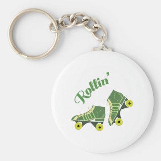 Porte-clés Patins de Rollin