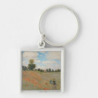 Porte-clés Pavots sauvages de Claude Monet |, près