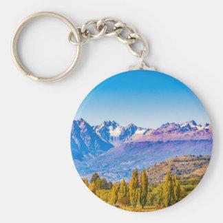 Porte-clés Paysage andin de Patagonia, Aysen, Chili