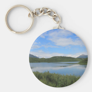 Porte-clés Paysage de l'Alaska