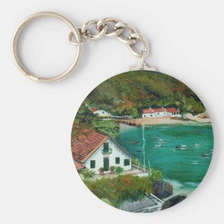 Porte-clés Paysage marin