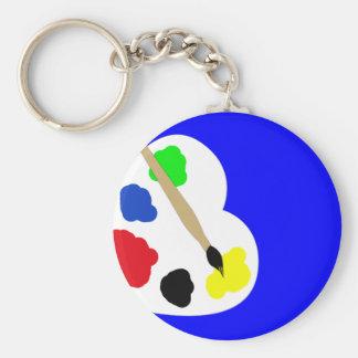 Porte-clés Peignez le porte - clé