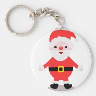 Porte-clés Père Noël