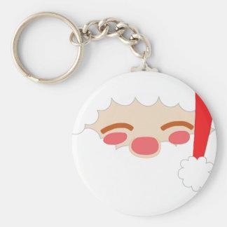 Porte-clés Père Noël 1