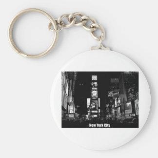 Porte-clés Périodes Carré-Nouvel York
