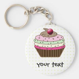 Porte-clés Petit gâteau doux