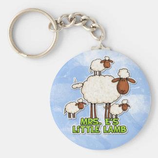 Porte-clés petit porte - clé d'agneau