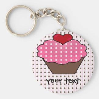 Porte-clés Petits gâteaux mignons
