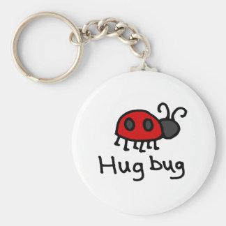 Porte-clés Peu d'insecte d'étreinte