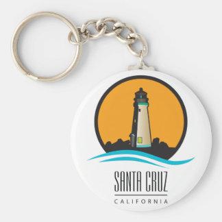 Porte-clés Phare de Santa Cruz la Californie