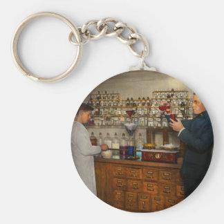 Porte-clés Pharmacie - le mixologist 1905