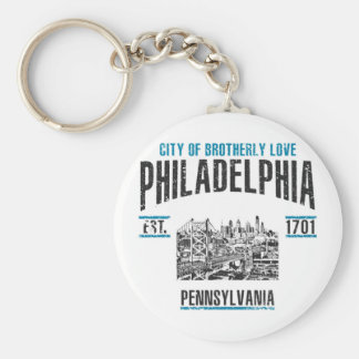Porte-clés Philadelphie