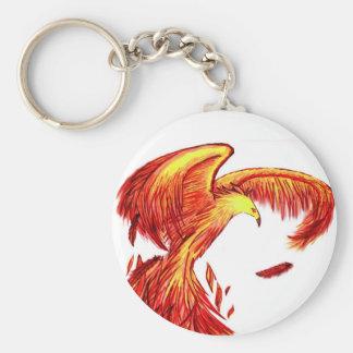 Porte-clés Phoenix étant Keychain. rené