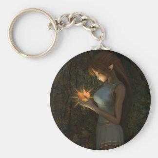Porte-clés Phoenix rêve autour du porte - clé
