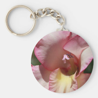 Porte-clés Photo de glaïeul de roses indien