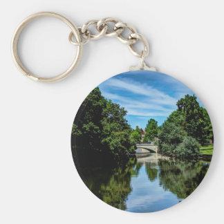 Porte-clés Photo de paysage