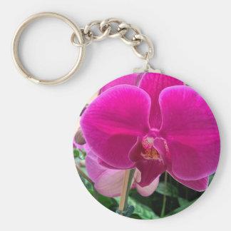 Porte-clés Photographie d'orchidée de roses indien