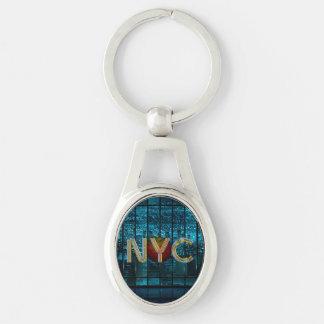 Porte-clés PIÈCE EN T New York City