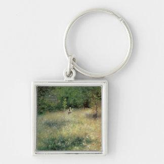 Porte-clés Pierre par ressort de Renoir | chez Chatou