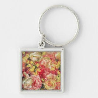 Porte-clés Pierre roses de Renoir un  