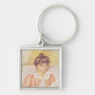 Porte-clés Pierre un portrait de Renoir | de Madame Albert