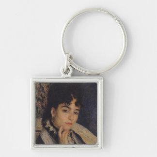 Porte-clés Pierre un portrait de Renoir | de Mme. Alphonse