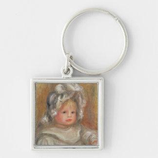 Porte-clés Pierre un portrait de Renoir   d'un enfant