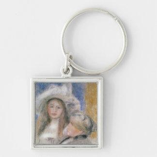Porte-clés Pierre un Renoir | Berthe Morisot et sa fille