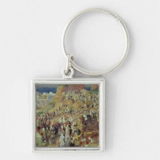 Porte-clés Pierre un Renoir   la mosquée, ou festival arabe
