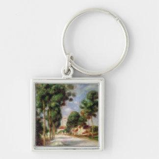 Porte-clés Pierre un Renoir   la route à Essoyes