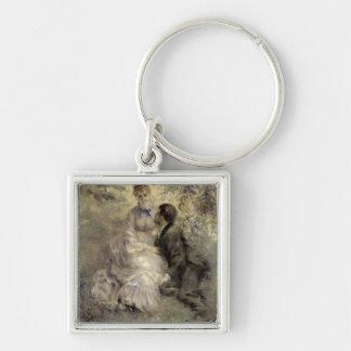 Porte-clés Pierre un Renoir   les amants
