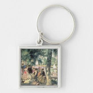 Porte-clés Pierre un Renoir | se baignant sur la Seine