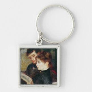 Porte-clés Pierre une lecture de couples de Renoir |
