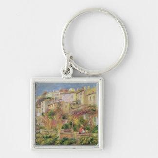 Porte-clés Pierre une terrasse de Renoir   dans Cagnes