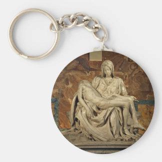 Porte-clés Pieta de Michaël Angelo