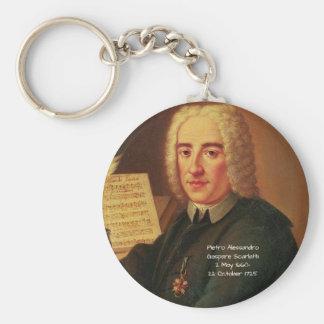Porte-clés Pietro Alessandro Gaspare Scarlatti